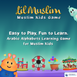 LilMuslim Arabic Alphabet Game screenshot