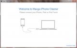 Macgo Free iPhone Cleaner screenshot