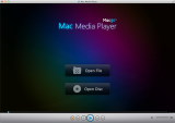Macgo Free Mac Media Player screenshot