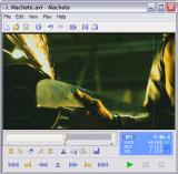 Machete screenshot