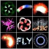 Magic Particles screenshot