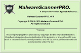MalwareScannerPro screenshot
