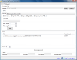 Manyprog Zip Password Recovery screenshot