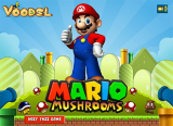 Mario Mushrooms screenshot