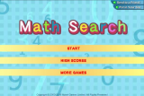 Math Search screenshot