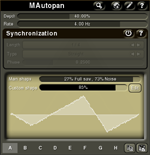 MAutopan screenshot