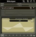MAutopan screenshot