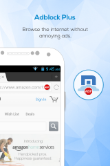 Maxthon Browser for Android screenshot