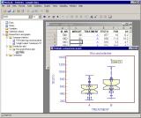 MedCalc Statistical Software screenshot