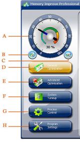 Memory Improve Professional screenshot