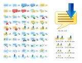 Messenger Icons for Vista screenshot