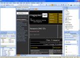 Microsoft Expression Web screenshot