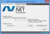 Microsoft.NET Framework 3.5 Offline Installer screenshot