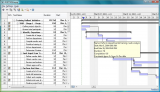 Microsoft Project Viewer screenshot