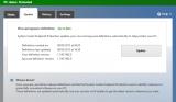Microsoft Security Essentials Definition Updates screenshot