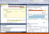 Microsoft Visual Studio Professional screenshot