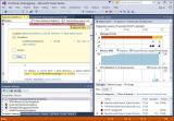 Microsoft Visual Studio Professional screenshot