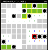 Minesweeper screenshot