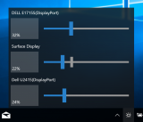 Monitorian screenshot