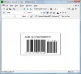 Monterey Barcode Creator screenshot