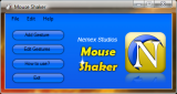 Mouse Shaker screenshot