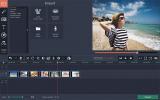 Movavi Slideshow Creator screenshot