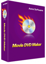 Movie DVD Maker screenshot