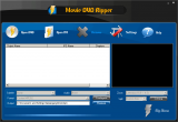 Movie DVD Ripper screenshot