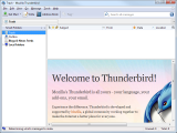 Mozilla Thunderbird Portable Edition screenshot