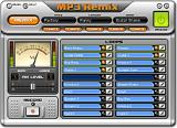MP3 Remix screenshot