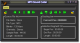MP3 Sound Cutter screenshot