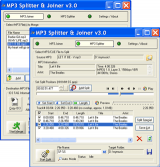 MP3 Splitter & Joiner screenshot