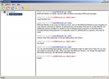 MSN Track Monitor screenshot