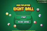 Multiplayer Eight Ball screenshot