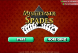 Multiplayer Spades screenshot