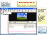 My Screen Recorder Pro screenshot