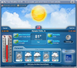 MyFreeWeather screenshot
