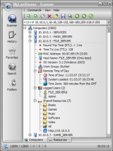 MyLanViewer Portable screenshot