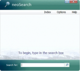 neoSearch screenshot