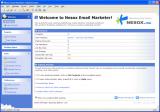 Nesox Email Marketer Business Edition screenshot