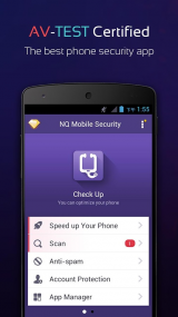 NetQin Mobile Antivirus NEW screenshot