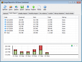 NetWorx Portable screenshot