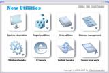 New Utilities screenshot