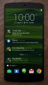 Next Lock Screen screenshot