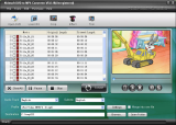 Nidesoft DVD to MP4 Converter screenshot