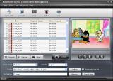 Nidesoft DVD to Zune Converter screenshot