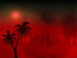 Night City Screensaver screenshot