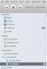 Notpod screenshot