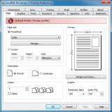 novaPDF Professional screenshot