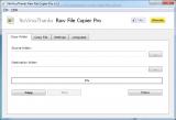 NoVirusThanks Raw File Copier Pro screenshot